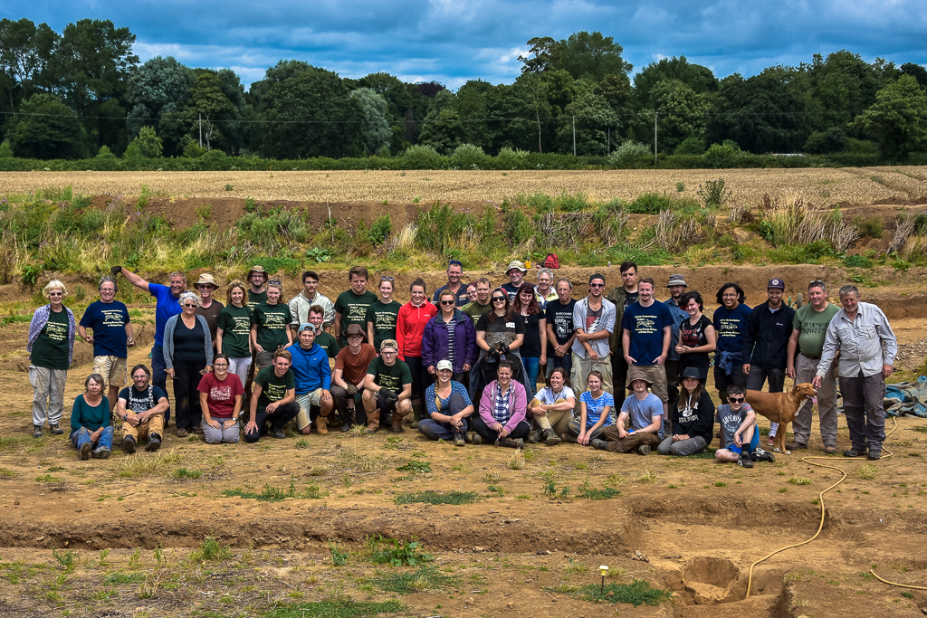 CCCU/Culver Archaeological Project Field School 2016